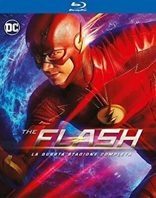 The Flash - Stagione 4 (4 Blu-Ray Disc) - Italiano Originale Sigillato