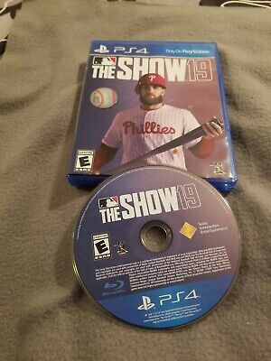 Sony MLB The Show 19 Standard Edition Playstation 4 PS4
