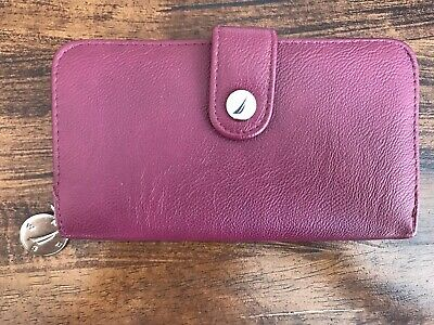 81f4656c7909 NAUTICA WOMEN CLUTCH With Rfid Blocking Protection New - $23.99 ...