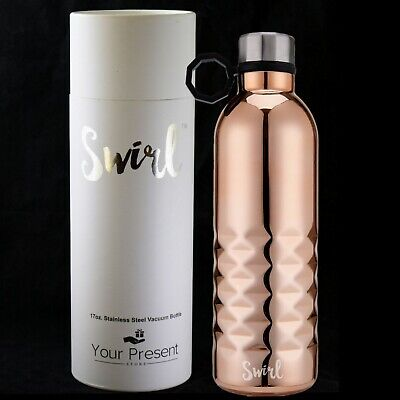 500-600ML Insulated Water Bottle Stainless Steel Drink Wine Tea Coffee Thermos
