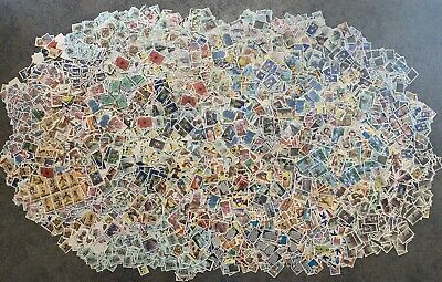 Used Off Paper Lot! #'s 2872 Thru 3087 2lb 3oz US 29 and 32 Cent Stamps Variety