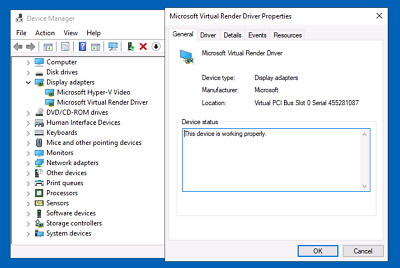 Windows Hyper-V GPU Partitioning GPU-P Test Drive Instructions