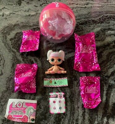 LOL SURPRISE DOLLS UNICORN SPARKLE SERIES L.O.L. Lol lol New Authentic VHTF