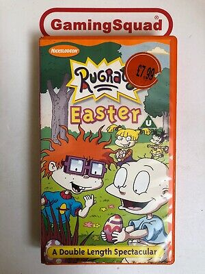 Rugrats Easter VHS Video Retro, Supplied by Gaming Squad