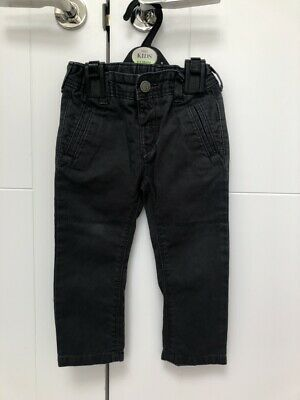 Marks and Spencer Boys Grey Jeans Trousers age 18-24 months old