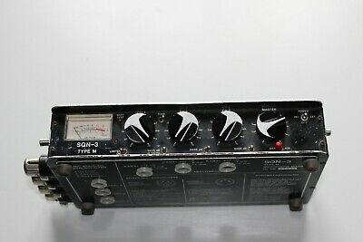 SQN 3 TYP M Broadcast Audio Mixer