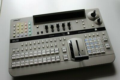 Sony DFS 700 DME Switcher Panel  Steuerung