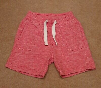 Mothercare Red Baby Boy Shorts 12-18 Months. Excellent Used Condition