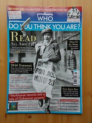 Bbc Who Do You Think You Are? 151 - Use Free Online Newspapers Collections