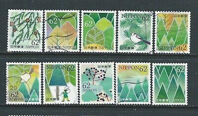 Japan -  Forest Gifts 1 - y62 - Complete Used