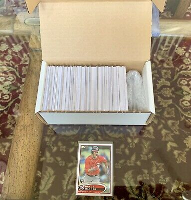 2012 Topps Update Complete Set #UH1-UH330