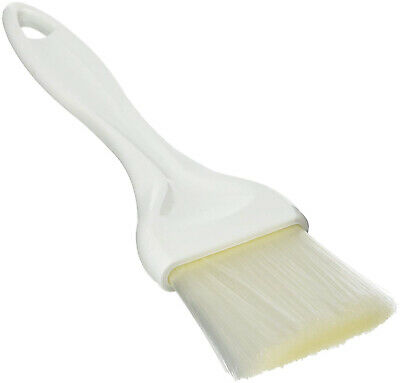 Genware NEV-PBF2 Brush, Pastry With Nylon Bristles, 2', Flat