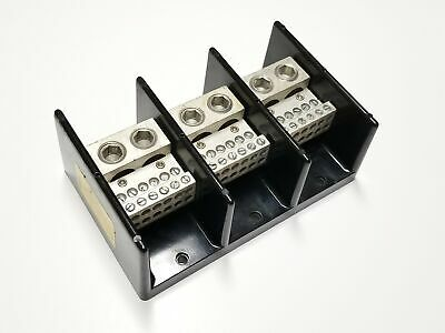 Buss 16530-3 760A - 600V Power Distribution Block