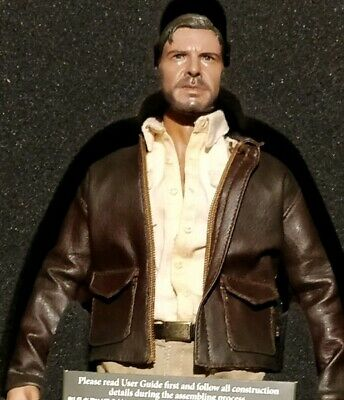 Hot Toys DX05 Indiana Jones Raiders Of The Lost Ark 1/6 Scale Figure
