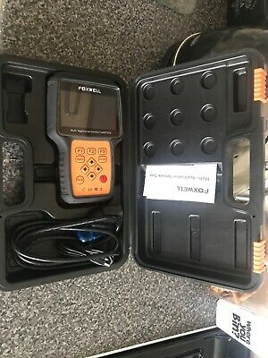 OBD2 SCANNER SRS TPS ABS EPB Oil DPF Reset Injector Coding