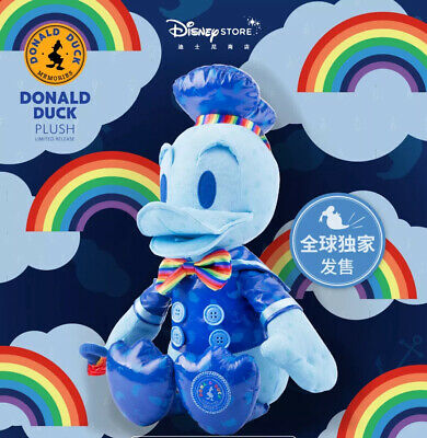 Donald Duck memories August month Plush toy 85th shanghai disney store limited