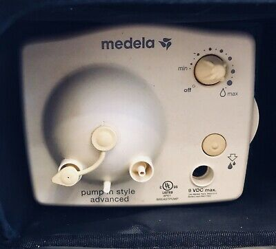 Medela Double Breast Pump Advanced Style Backpack PLUS Extras RRP £250+