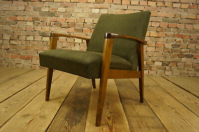 60er Vintage Armchair Lounge Easy Chair Danish Modern Mid-century 2/2