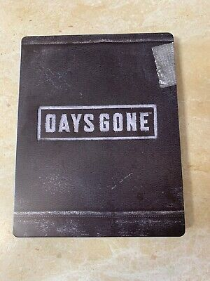 Days Gone PS4 Collectors
