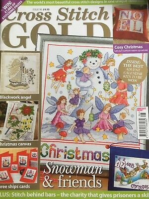 Cross Stitch Gold Magazine Issue 96