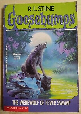 LOT OF 4 Goosebumps Books Mixed Assorted R.L Stine's Scary StorIes...BRAND NEW
