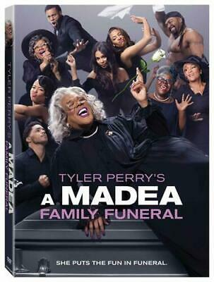 A Madea Family Funeral: DVD 2019 (Free Fast Shipping)