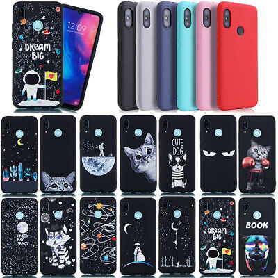 For Samsung Galaxy A70 A50 A40 A20 A10 Luxury Painted Silicone Matte Case Cover