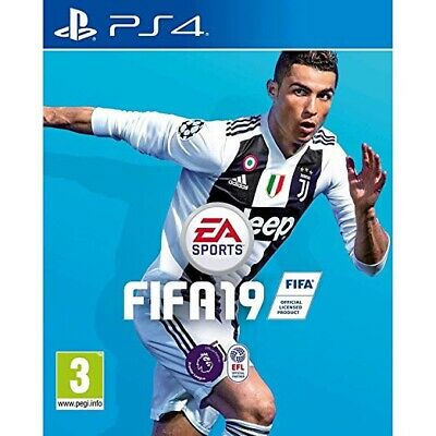 Fifa 19 PS4 PlayStation 4