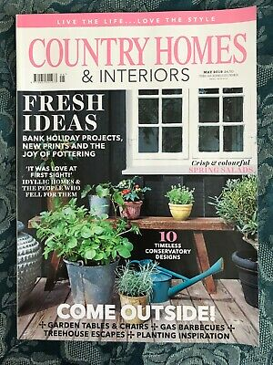 Country Homes & Interiors Magazine May 2019