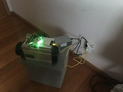 Bitmain T9+ Antminer 10.5TH/s Bitcoin ASIC Miner PSU included