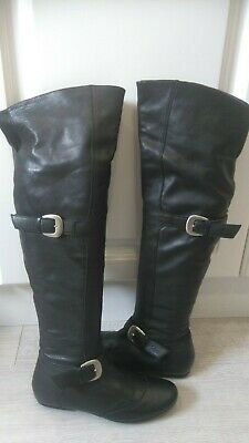 Lovely Buttersoft Leather 2 Waywear Thigh Boots