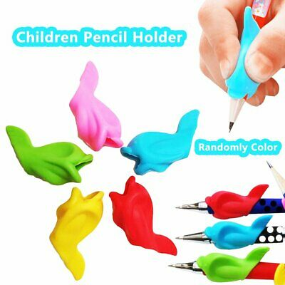 Children Pencil Holder Pen Writing Aid Grip Posture Tools Correction for kids SP