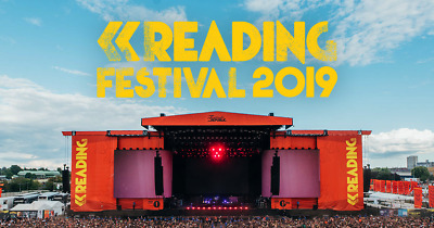 READING FESTIVAL EARLY ENTRY TICKETS 21st AUGUST