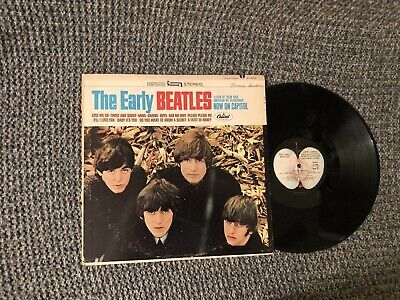 The Beatles Lp The Early Beatles