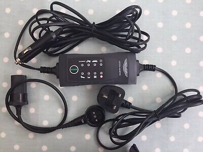 Aston Martin Battery Charger PLUS DB11, Conditioner - VERY GOOD CONDITION.