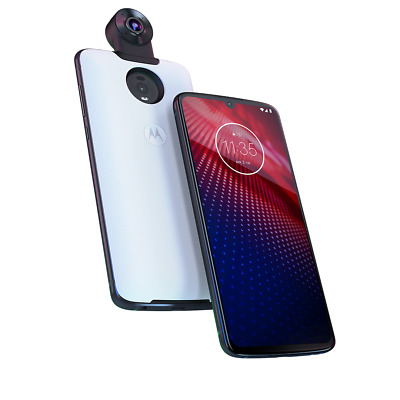 Unlocked Motorola - Moto Z3 Play Cell Phone| XT1929 -- 64GB Memory (Deep Indigo)