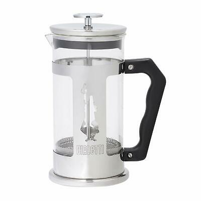 BIALETTI 3130 FRENCH PRESS PREZIOSA CAFETIÈRE ITALIENNE À PISTON EN INOX 8 (uzo)
