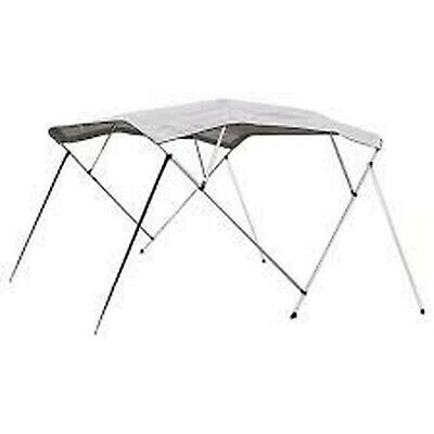 Bow Bimini Top Cover - Pontoon Boat Cover with Anodized Aluminum Tube