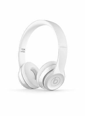 Beats by Dr. Dre Solo3 Wireless Headband Headphones - White