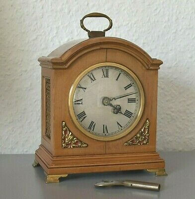 Rare Vintage ,,ABEC'' - platform escapement movement mantle clock. British Made.