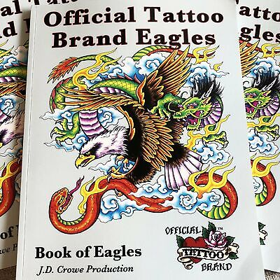 Official Tattoo Brand - Eagles (DING & DENT)