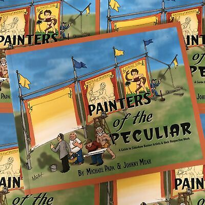 Painters of the Peculiar - Michael Papa & Johnny Meah