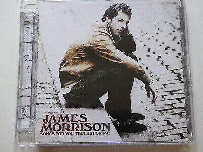 JAMES MORRISON # Songs For You, Truths For Me # NM (CD)