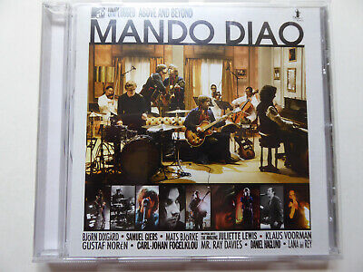 MANDO DIAO # MTV Unplugged: Above And Beyond # NM (CD)