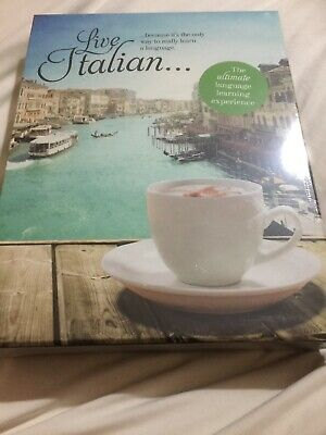 new LIVE Italian Ultimate Language Learning Experience TEACH YOURSELF