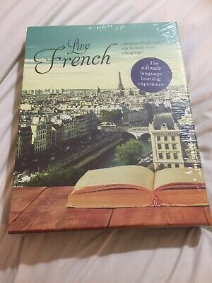 new LIVE French Ultimate Language Learning Experience TEACH YOURSELF