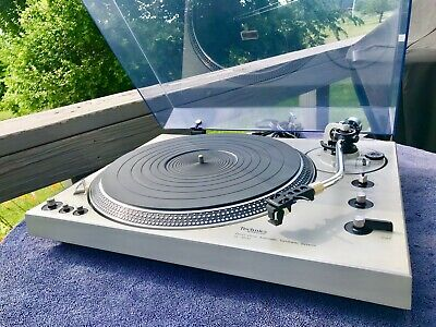 Technics SL-1600 Turntable, Precept 110 Cart., Sounds Sweet
