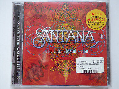 SANTANA # The Ultimate Collection # NM (CD)