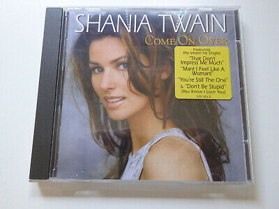 SHANIA  TWAIN # Come On Over # NM (CD)