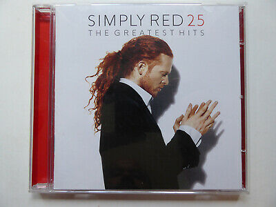 SIMPLY RED # 25 (The Greatest Hits) # VG+ (CD)